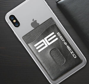 EENHEID APPAREL PHONE WALLET CASE 3M STICK ON