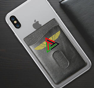 ALL MIGHTY APPAREL PHONE WALLET CASE 3M STICK ON