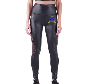 ALL GODS CHILDRENS MINISTRY APPAREL LIQUID LEGGINGS