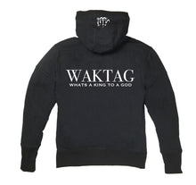 Load image into Gallery viewer, WAKTAG APPAREL PREMIUM SIDE ZIPPER HOODY - UNISEX