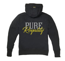 Load image into Gallery viewer, PURE ROYALITY PREMIUM SIDE ZIPPER HOODY - UNISEX