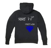Load image into Gallery viewer, RARE STREETWEAR APPAREL PREMIUM SIDE ZIPPER HOODY - UNISEX