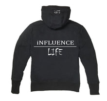 Load image into Gallery viewer, INFLUENCE LIFE APPAREL PREMIUM SIDE ZIPPER HOODY - UNISEX