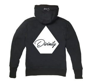DIVINITY APPAREL PREMIUM SIDE ZIPPER HOODY - UNISEX