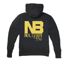 Load image into Gallery viewer, NOLIA BOY APPAREL PREMIUM SIDE ZIPPER HOODY - UNISEX