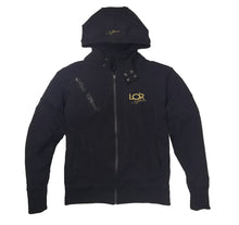 Load image into Gallery viewer, LOR APPAREL PREMIUM SIDE ZIPPER HOODY - UNISEX