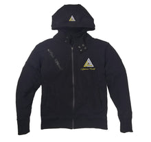 Load image into Gallery viewer, AJAICEON WORLD APPAREL PREMIUM SIDE ZIPPER HOODY - UNISEX