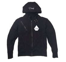Load image into Gallery viewer, DIVINITY APPAREL PREMIUM SIDE ZIPPER HOODY - UNISEX