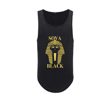 Load image into Gallery viewer, SOVA BLACK APPAREL PREMIUM TANK TOPS - MEN'S