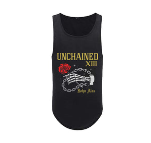 UNCHAINED APPAREL PREMIUM TANK TOPS - MEN'S