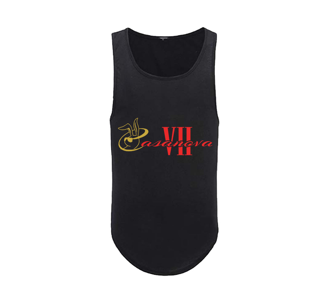 CASANOVA VII APPAREL PREMIUM TANK TOPS - MEN'S