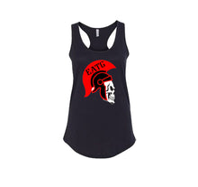 Load image into Gallery viewer, EATG APPAREL PREMIUM RACER BACK TANK TOP - WOMEN'S SLIM FIT