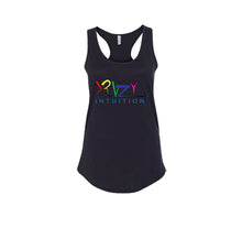 Load image into Gallery viewer, KRAZY INTUITION APPAREL PREMIUM RACER BACK TANK TOP - WOMEN'S SLIM FIT
