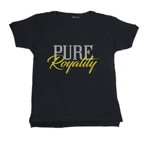 PURE ROYALITY PREMIUM T-SHIRT PRINT - UNISEX SLIM FIT