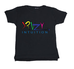 KRAZY INTUITION APPAREL PREMIUM T-SHIRT PRINT - UNISEX SLIM FIT