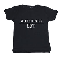 Load image into Gallery viewer, INFLUENCE LIFE APPAREL PREMIUM T-SHIRT PRINT - UNISEX SLIM FIT