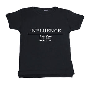 INFLUENCE LIFE APPAREL PREMIUM T-SHIRT PRINT - UNISEX SLIM FIT