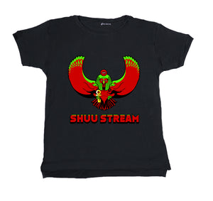SHUU STREAM APPAREL PREMIUM T-SHIRT PRINT - UNISEX SLIM FIT