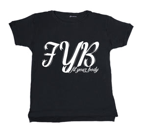 FIT YOUR BODY APPAREL PREMIUM T-SHIRT PRINT - UNISEX SLIM FIT