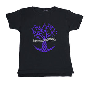 ROOTED FROM THE SOUL APPAREL PREMIUM T-SHIRT PRINT - UNISEX SLIM FIT