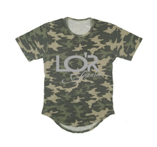 Load image into Gallery viewer, LOR APPAREL PREMIUM LONG TAIL T-SHIRT - UNISEX SLIM FIT
