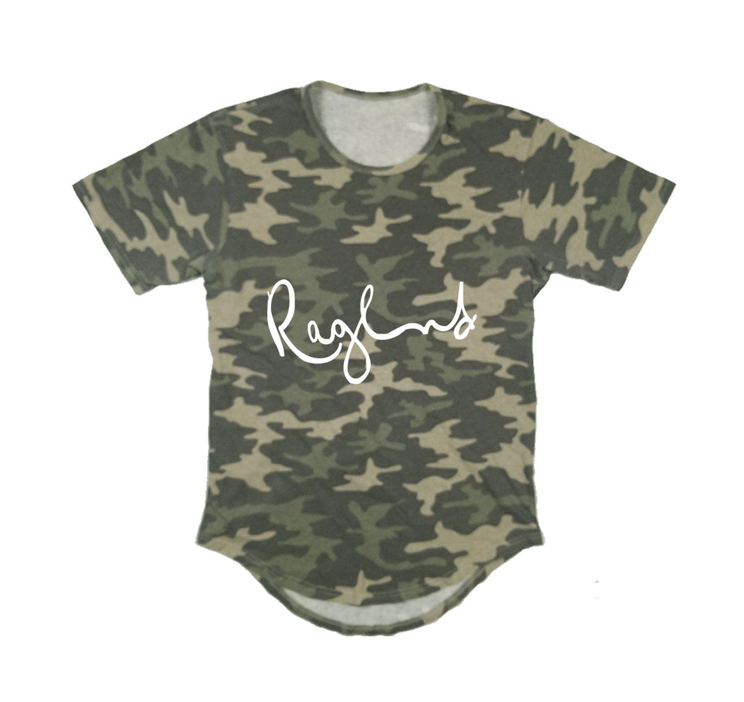 RAGLAND PREMIUM LONG TAIL T-SHIRT - UNISEX SLIM FIT