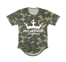 Load image into Gallery viewer, ROYAL SEPTEMBER APPAREL PREMIUM LONG TAIL T-SHIRT - UNISEX SLIM FIT