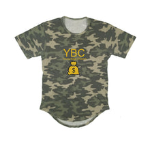 Load image into Gallery viewer, YBC APPAREL PREMIUM LONG TAIL T-SHIRT - UNISEX SLIM FIT
