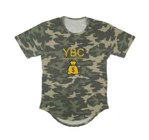 YBC APPAREL PREMIUM LONG TAIL T-SHIRT - UNISEX SLIM FIT