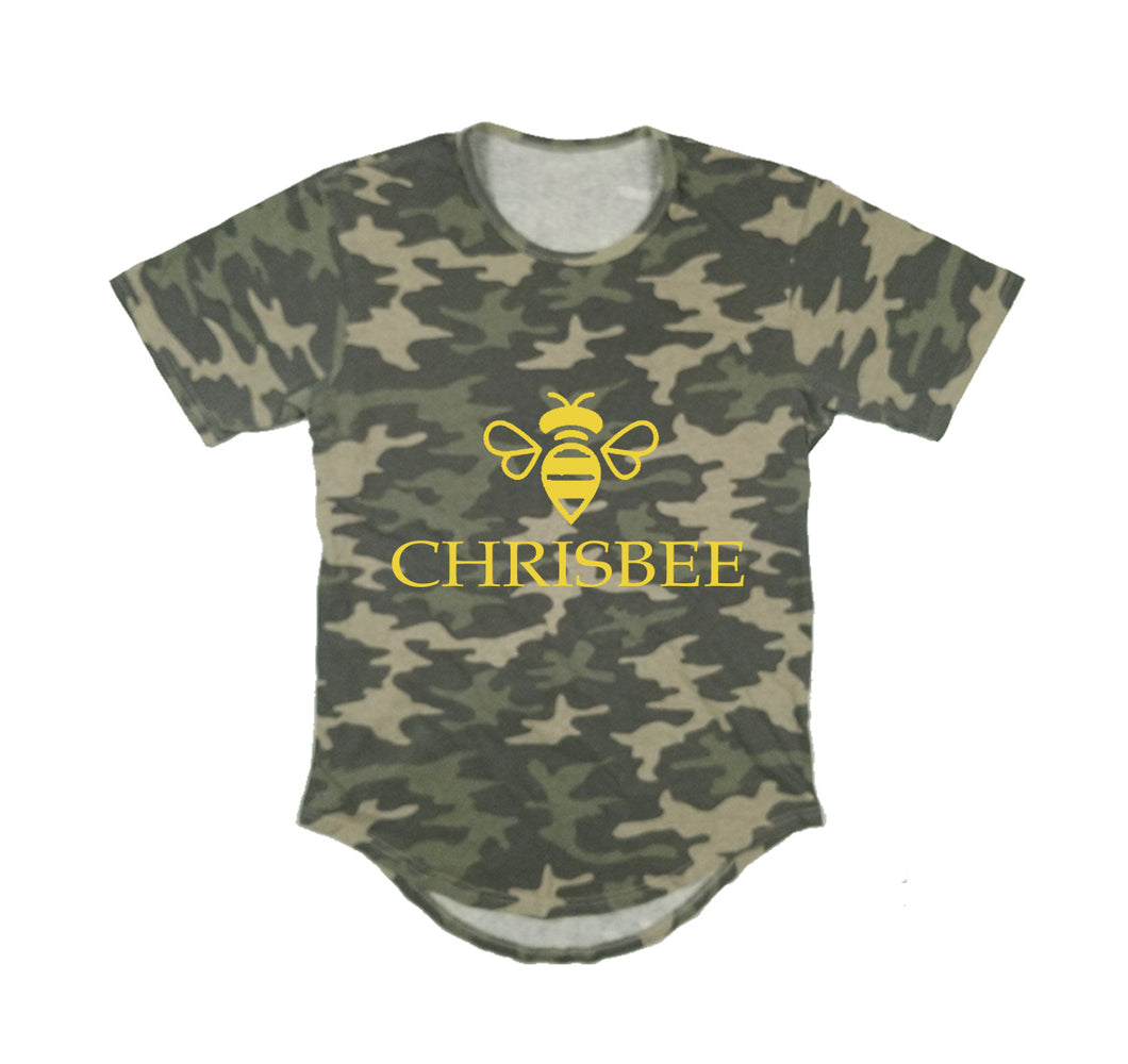 CHRISBEE APPAREL PREMIUM LONG TAIL T-SHIRT - UNISEX SLIM FIT