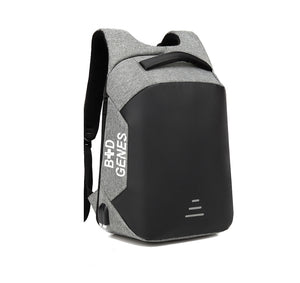BAD GENES HARD SHELL BACKPACK w/ BATTERY SUPPORT
