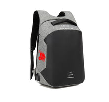 Load image into Gallery viewer, LOVE SWEATS HARD SHELL BACKPACK w/ BATTERY SUPPORT