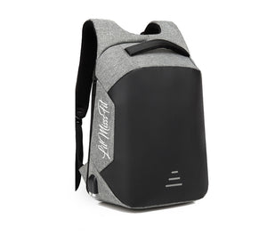 LILMISSSFIT HARD SHELL BACKPACK w/ BATTERY SUPPORT