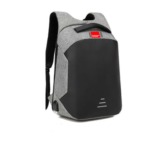 MADEIN ROME HARD SHELL BACKPACK w/ BATTERY SUPPORT
