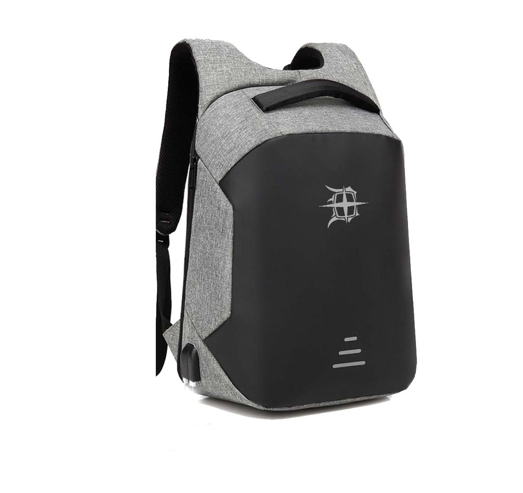 DETROIT HARD SHELL BACKPACK w/ BATTERY SUPPORT