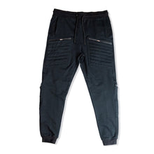 Load image into Gallery viewer, STORM FRENCH TERRY JOGGERS W/ ZIPPER POCKETS