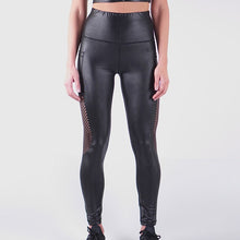 Load image into Gallery viewer, ILARIA LIQUID LEGGINGS - BLACK