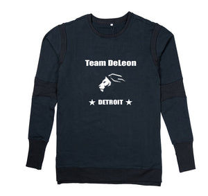 TEAM DELEON PREMIUM LONG SLEEVE SHIRT - MEN'S SLIM FIT