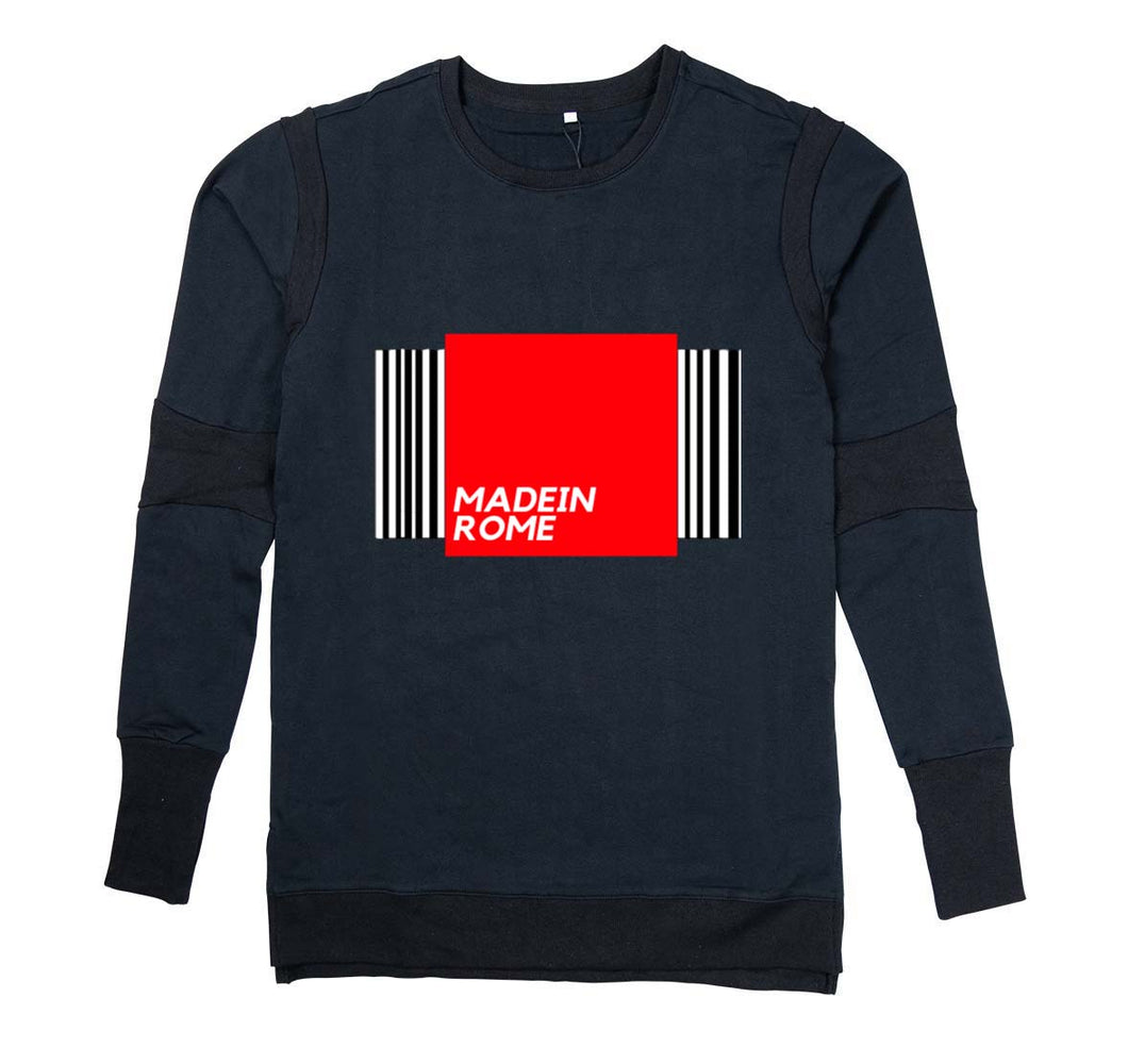 MADEIN ROME PREMIUM LONG SLEEVE SHIRT - UNISEX SLIM FIT