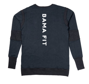 BAMAFIT PREMIUM LONG SLEEVE SHIRT - MEN'S SLIM FIT