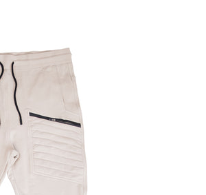 OMA PREMIUM 4 ZIPPER POCKET JOGGERS - UNISEX SLIM FIT