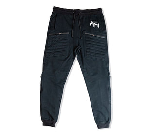GETMITCHFIT 4 ZIPPER POCKET JOGGER - UNISEX SLIM FIT
