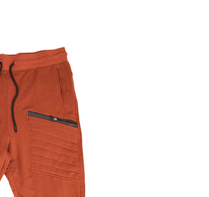 URBAN DREAMS PREMIUM 4 ZIPPER POCKET JOGGERS - UNISEX SLIM FIT