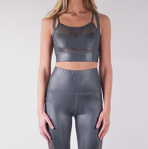 LILMISSSFIT LIQUID SPORT TOP