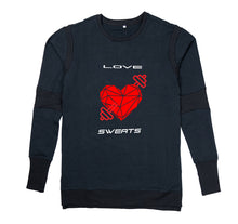 Load image into Gallery viewer, LOVE SWEATS PREMIUM LONG SLEEVE SHIRT - MEN'S SLIM FIT