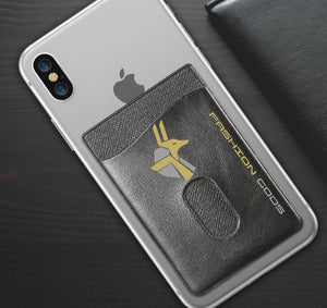 FASHION GODS PHONE WALLET CASE 3M STICK ON