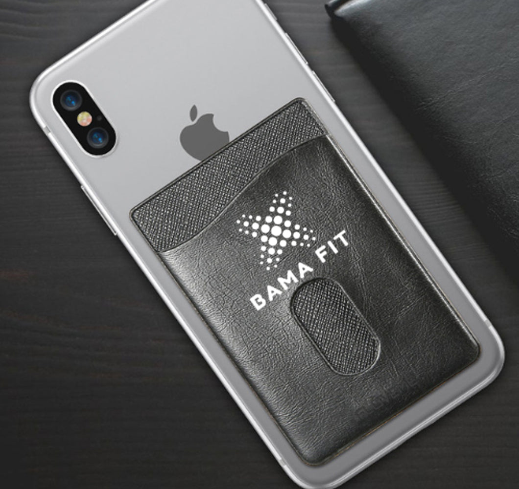 BAMAFIT PHONE WALLET CASE 3M STICK ON