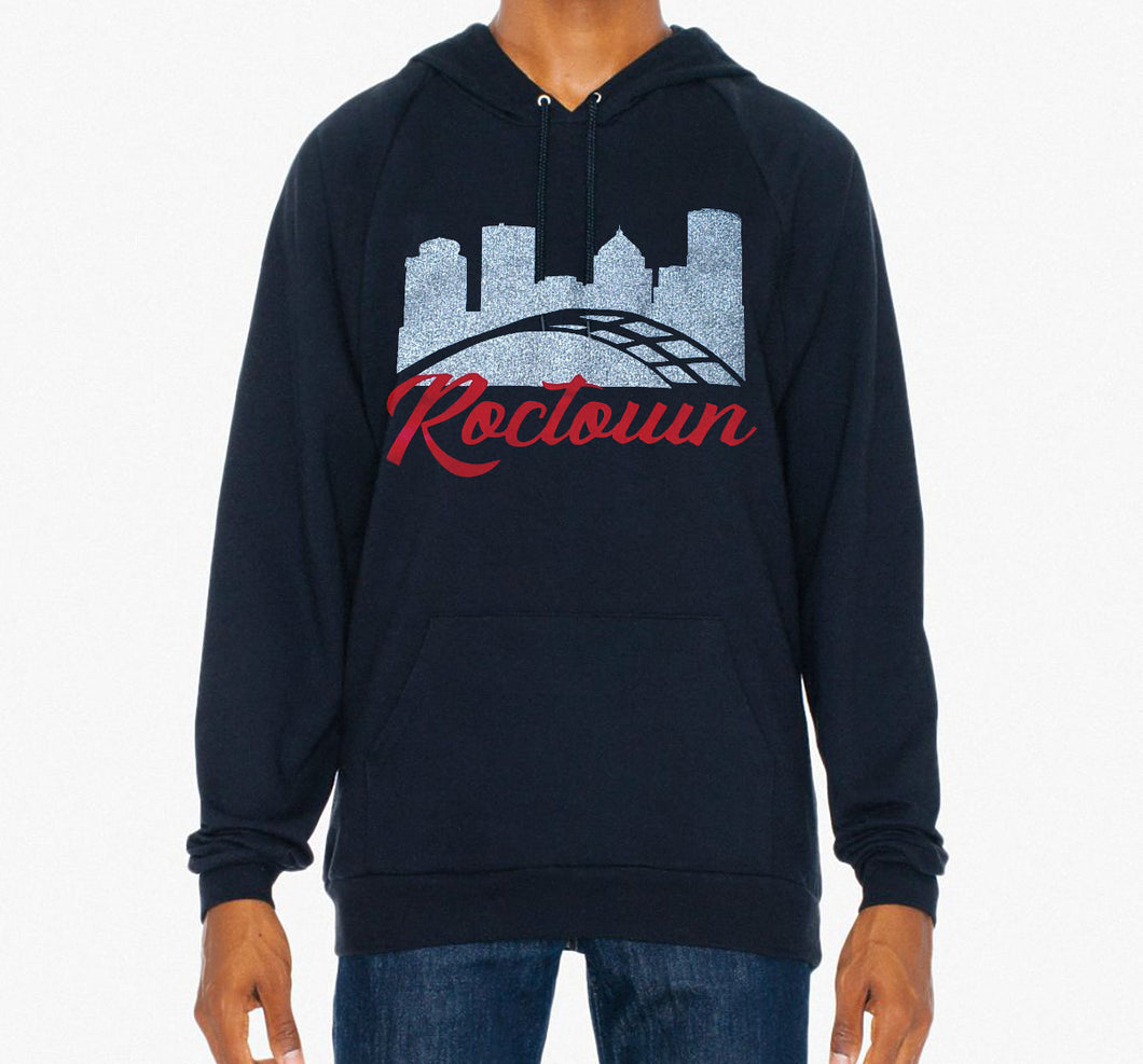 ROCTOWN PULLOVER HOODIE