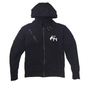 GETMITCHFIT DISCIPLINE IS POWER HOODY - UNISEX