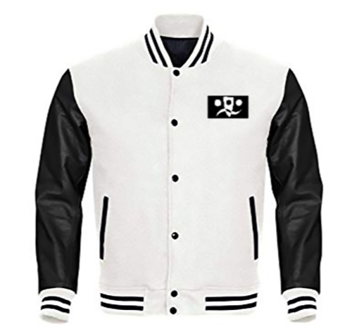 ILL SINCE BIRTH APPAREL VARSITY PERFORMANCE FLEECE LEATHER SLEEVE